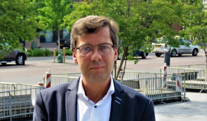 Wethouder Hnek Bulten van Doetinchem.