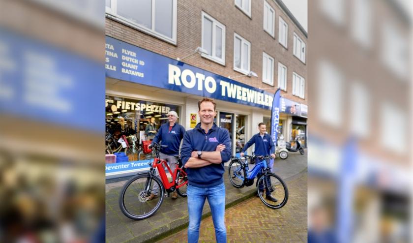 Wilco Wolterink doet goed zaken tijdens de pandemie.