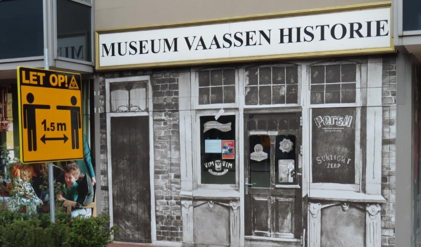Het museum aan de Dorpsstraat in Vaassen
