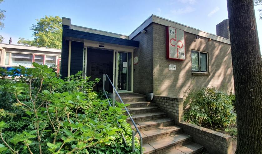 Nieuwe entree gemeenschaphuis De Kuip