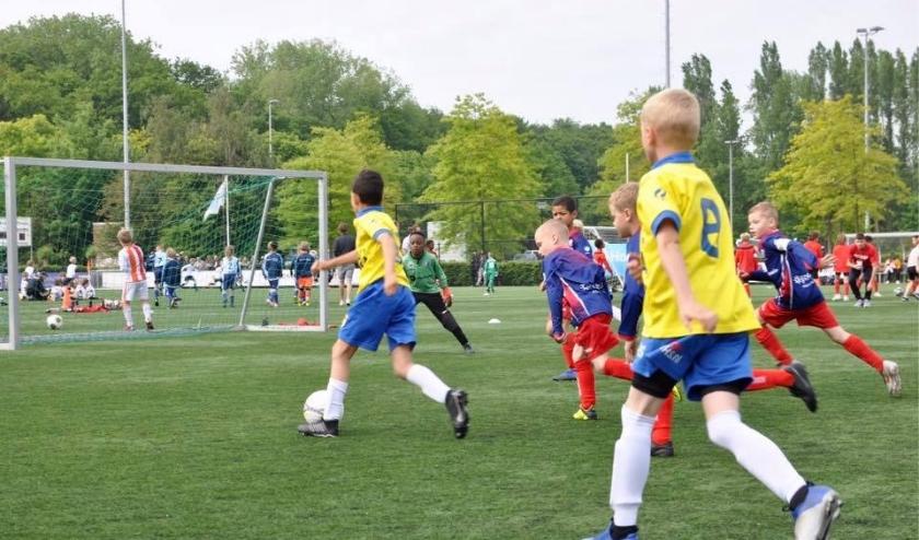 Jongens en meisjes in de leeftijd van 5 t/m 12 jaar zijn welkom op de open dag.