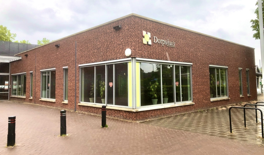 Het Dorpshuis in Lieshout.