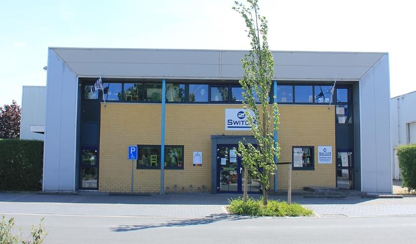 Kringloopwinkel 2Switch aan Het Vergun 17 in Westervoort.