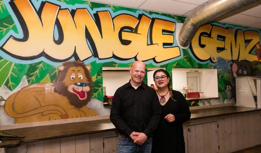 Maryam en Mark Verspaandonk van Jungle Gemz Zeist Speelparadijs.