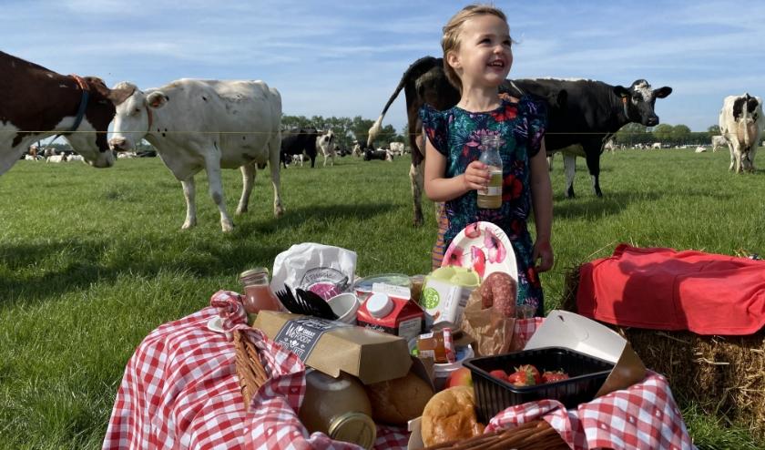 In plaats van 'Beleef de Boerderij' kun je dit jaar deelnemen aan een boerenpicknick!