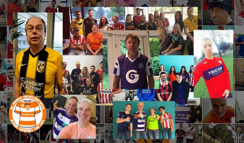 De VoetbalShirtWeek vindt plaats van 25 tot en met 29 mei. (Foto: VoetbalShirtWeek)