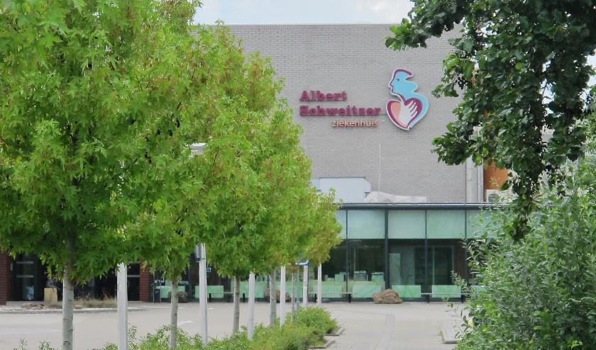 Locatie Zwijndrecht van het Albert Schweitzer ziekenhuis wordt versneld een dagcentrum. (Foto: pr)