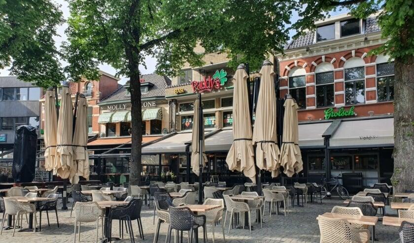 <p>Het college van B&W van Enschede heeft besloten voor 2020 af te zien van de heffingen voor marktgelden, terrassen en uitstallingen.</p>