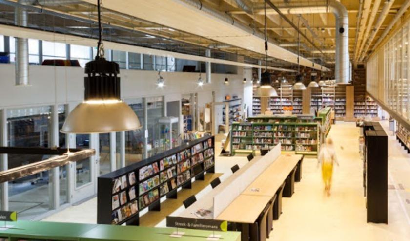 Vanaf maandag 18 mei gaan de bibliotheken van Kunstwerk! weer open. (foto: PR)