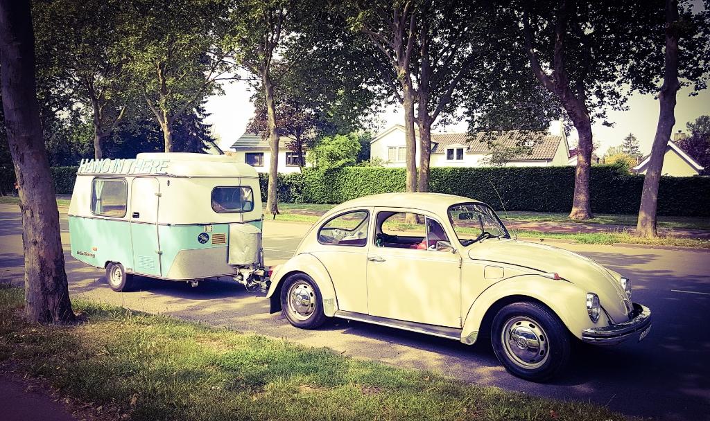 Toet en Puck on Hang in there Tour Foto: Daan Vermeer © DPG Media