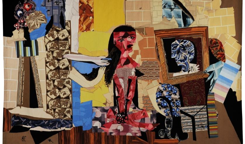 Ontdek de nieuwe Kunsthal expositie Extra Large. © Succession Picasso, c/o Pictoright Amsterdam 2019. Foto: Françoise Baussan.