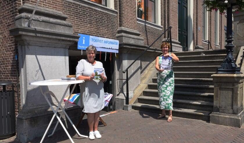 Bij TRIP, op de Markt 10 in Zaltbommel, zien ze de toeristenstroom weer op gang komen.
