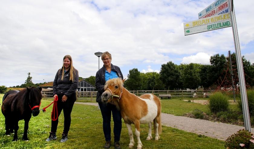 Het Jeugdspeelpark gaat eerst proefdraaien, om dan vervolgens veilig open te kunnen. (Foto: Jeroen Verbueken)