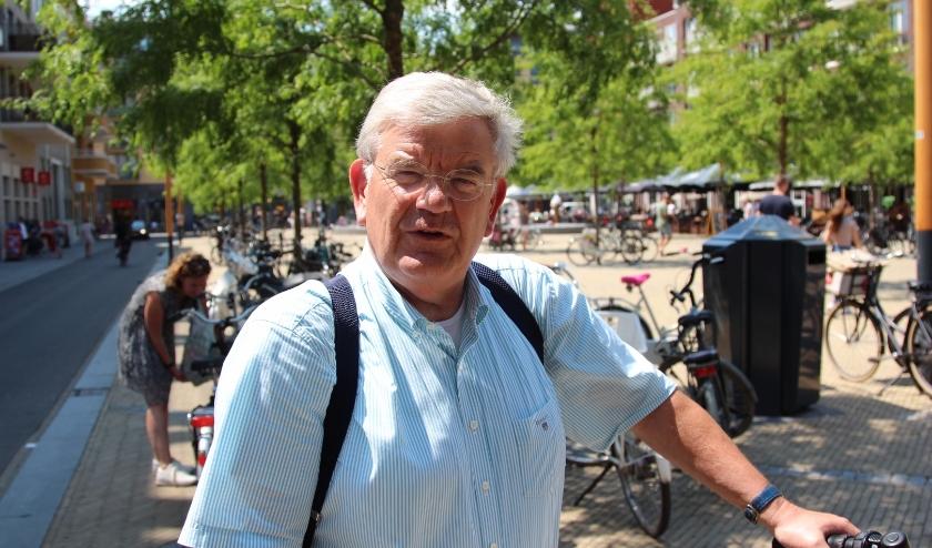 De burgemeester. (Foto: Johan Maaswinkel)