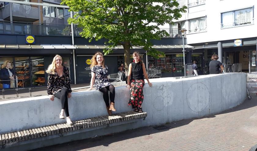 Als het aan de Zakkenvullers ligt, wordt het plein in Bloemhof een stuk mooier!