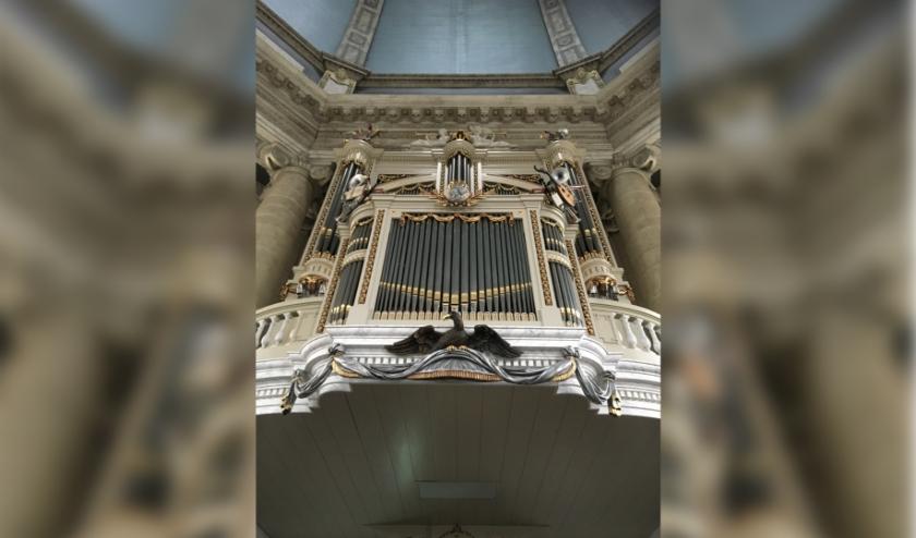 Orgel Oostkerk