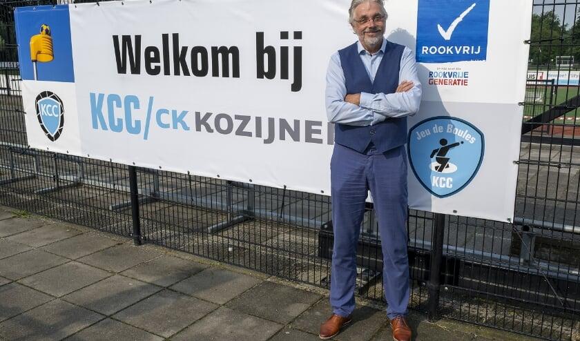 Cor van Os, voorzitter van KCC. (Foto: Wijntjesfotografie.nl)