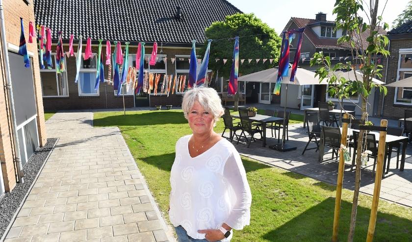 Anne Marie van 't Holt, opstartmanager van Het Hovenhuis.