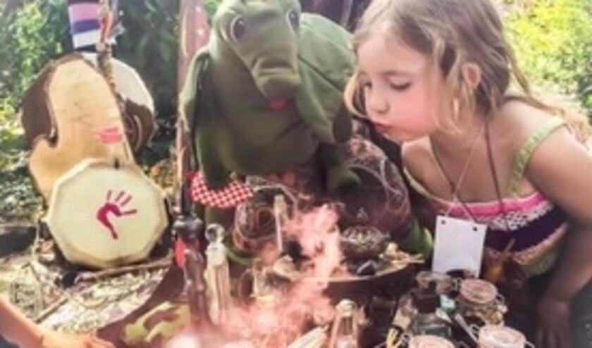 Op 11 juli wordt in Holten het Magisch Bosfeest gehouden. (Foto: Nanda Kraaneveld)
