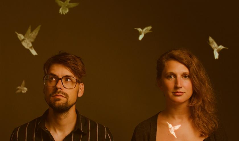 Arjan de Wit en Lise Low vormen samen dreampop duo ISLE