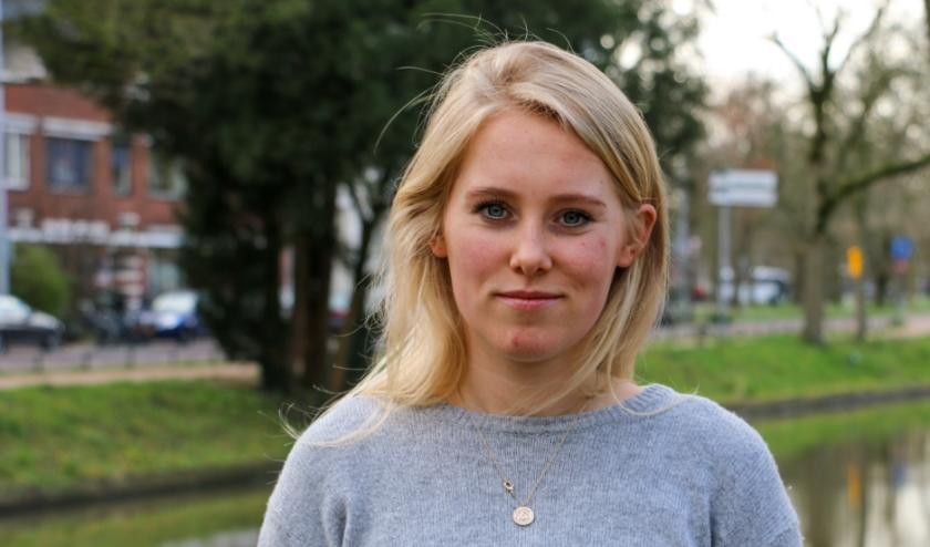 Eva  Koffeman uit Vierhouten.