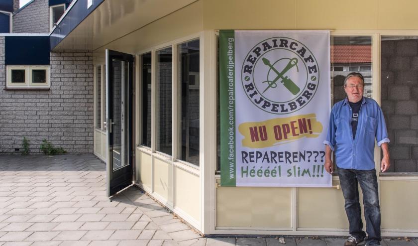 Het Repaircafé Rijpelberg gaat weer open!