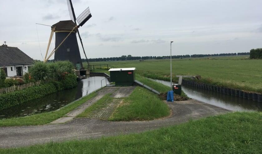 De Binnenmaas valt onder de zogenaamde Kader Richtlijn Water. (Foto: Privé)