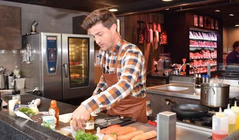 Hugo Kennis maakt 2 heerlijke gerechten