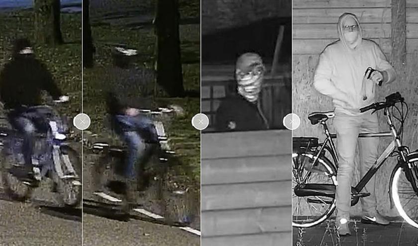 Beveiligingscamera's van de Scheffer Groep hebben al een paar keer de vandalen vastgelegd.