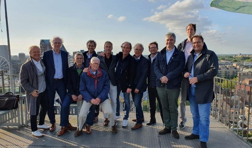 Leden van de Lions Club Rotterdam Host