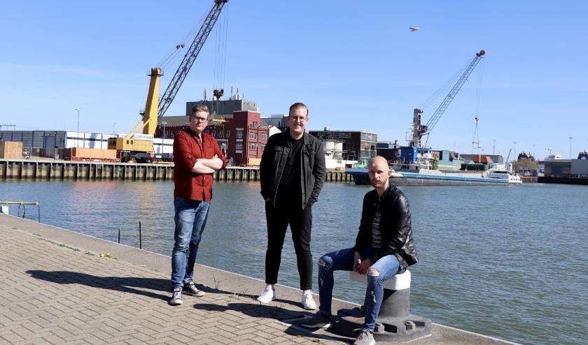 Remco de Man, Bastiaan Visser & Jelle Rijnsdorp