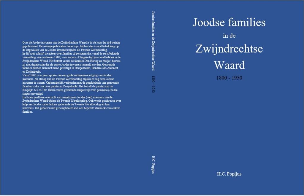 De omslag van het boek.  Foto: pr © DPG Media