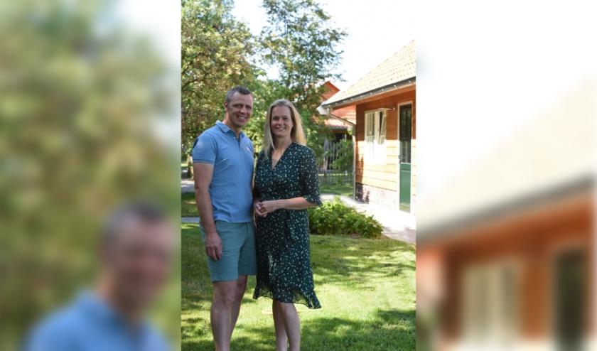 Pieter en Saskia Heemskerk. Foto: YOUDID.nl