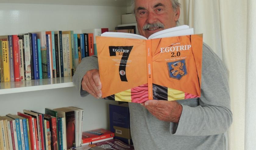 """Tinus Maas: """"Zo gauw het kan, gaan we een boekpresentatie organiseren. De Valk en Hamont-Lo hebben al toegezegd."""""""