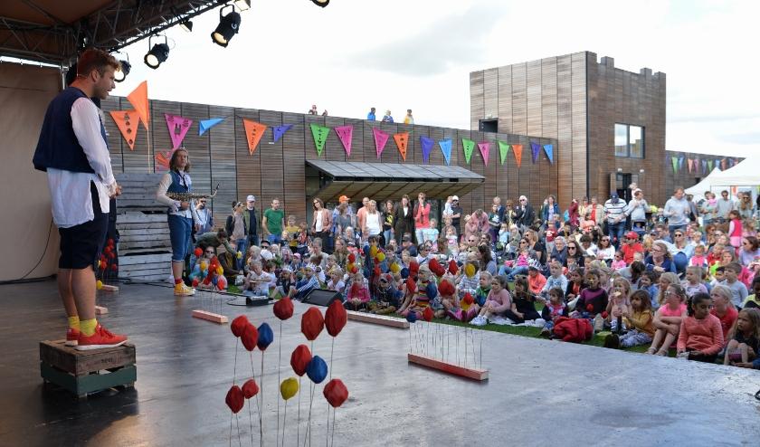 Het Leidsche Rijn Festival 2019. Foto: Dinger Knoop