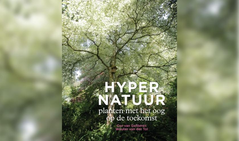Cover van het nieuwe boek