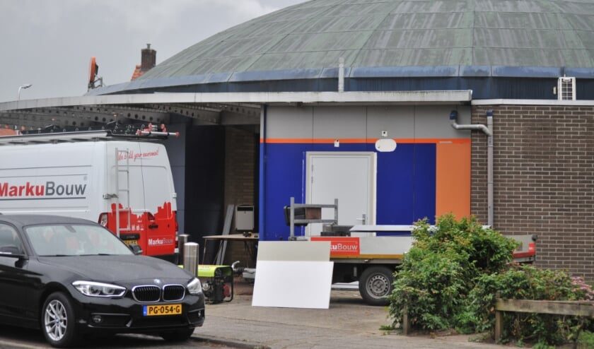 Vorige week werd de laatste openbare geldautomaat (Rabobank) aan de Europalaan in Renkum verwijderd en zal niet worden vervangen. (foto: gertbudding.nl)