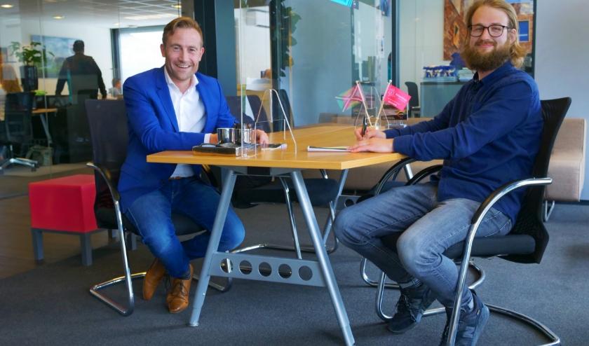 Pieter-Jan Helmink & Gertjan Spieker.