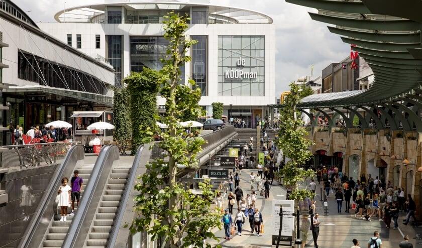 Er wordt van alles bedacht om samen met ondernemers en winkeliers de Rotterdamse binnenstad komende herfst en winter tot een levendige binnenstad te maken.