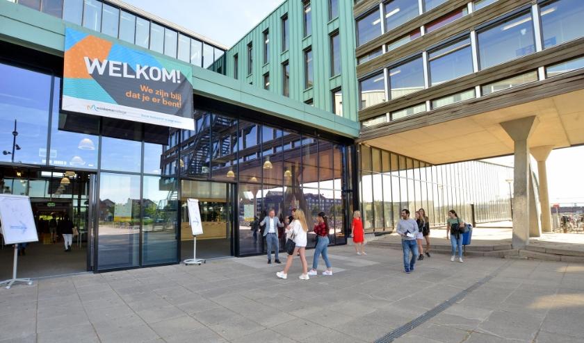 Minkemacollege Steinhagenseweg opent weer haar deuren.