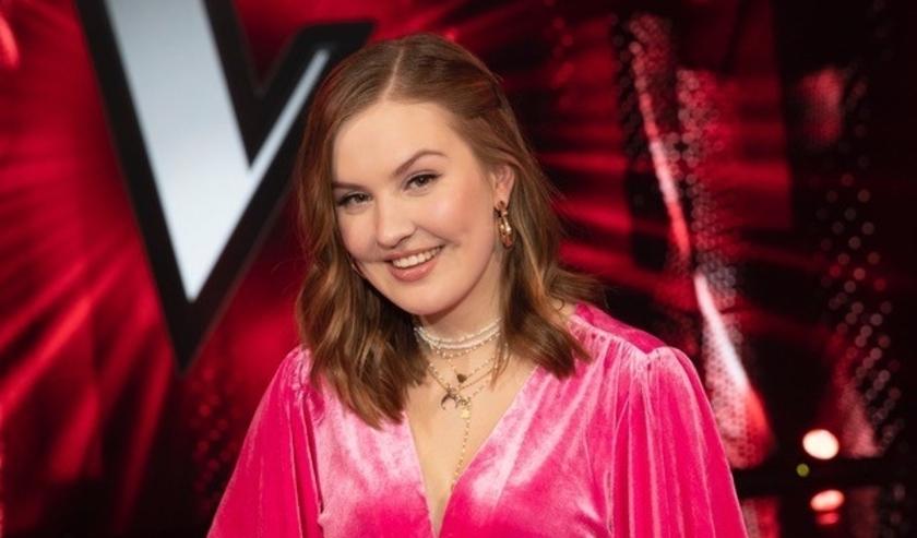 Emma Boertien mag eindelijk weer optreden en dat doet zij dan ook graag