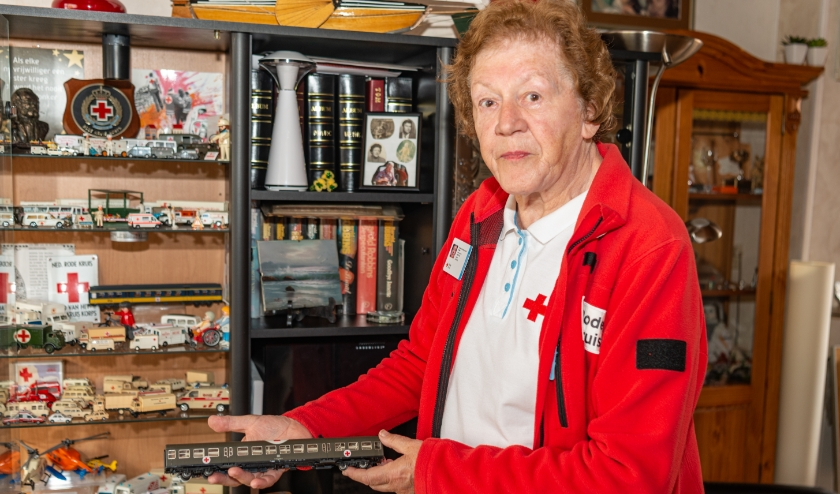 Hanneke de Koning (75): ''De Bijlmerramp heeft denk ik wel de meeste indruk op me gemaakt.''