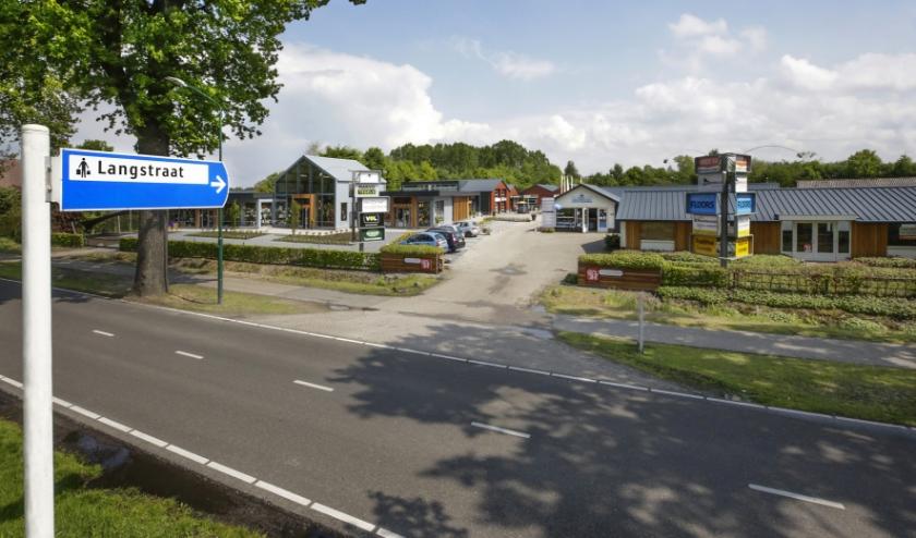 Bedrijventerrein Verrassend Veel in Leende. (Foto: Jurgen van Hoof)