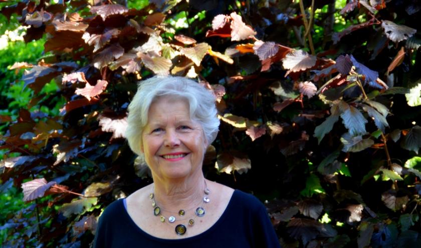 """Yvonne van Hezik: """"We doen het samen. De rol als spelverdeler ligt mij goed"""" (foto Jan Boer)"""