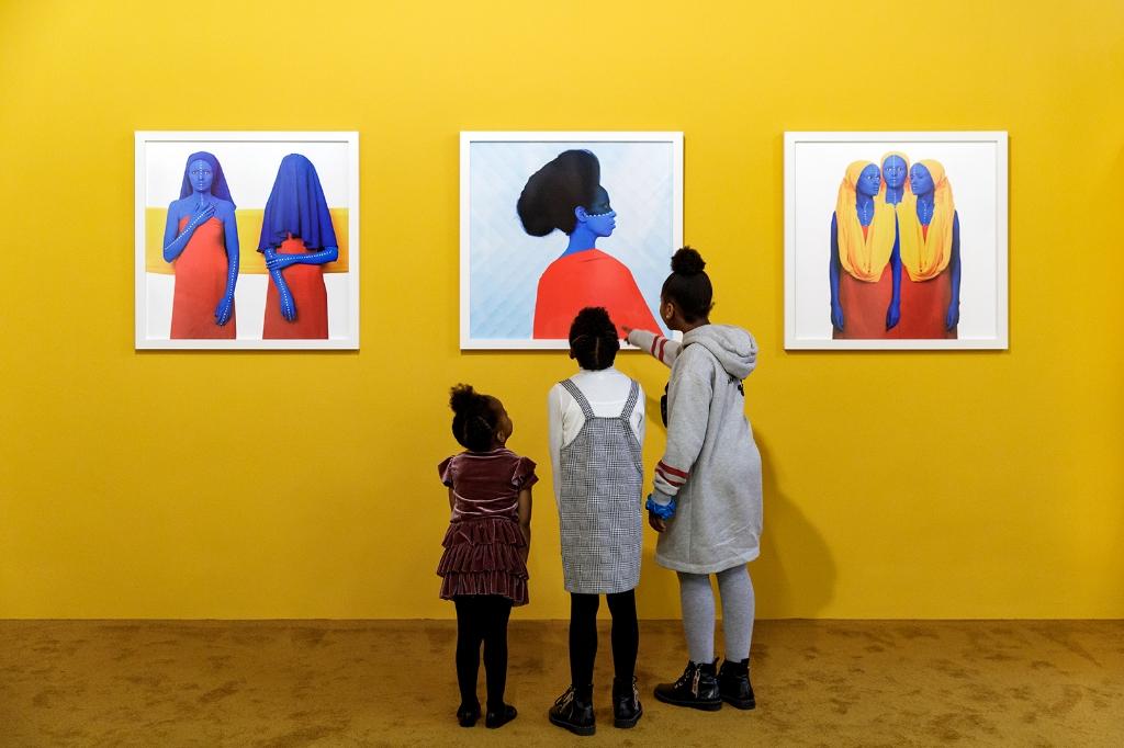 Tentoonstelling Modest Fashion, Stedelijk Museum Schiedam.   Foto:  © DPG Media