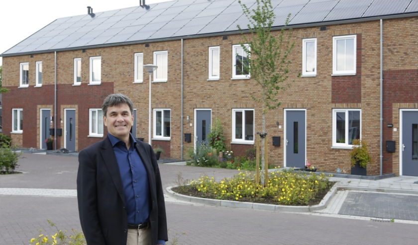 Woningbelang realiseert betaalbare, energiezuinige woningen in een prettige buurt. Foto: Jurgen van Hoof