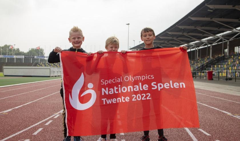 (Foto: Special Olympics Nationale Spelen Twente 2022)