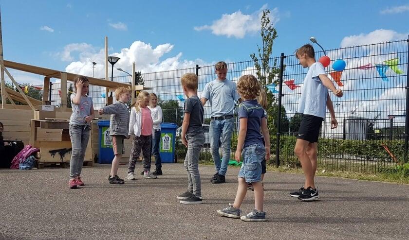 Diverz biedt activiteiten aan voor kinderen en voor volwassenen. (Foto: Privé)