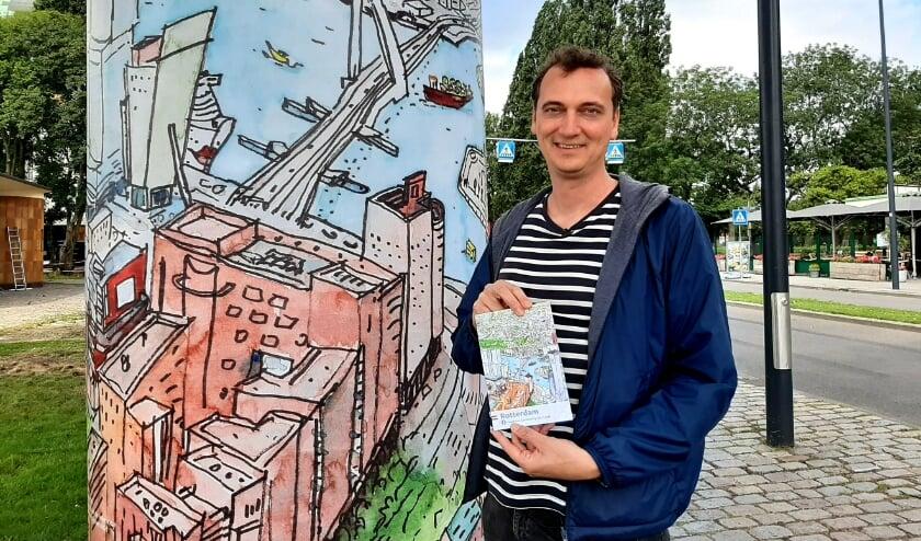 Jeffrey de Bruin over tekenaars: 'Het zijn allemaal dezelfde gekken die alleen maar over pennetjes en dat soort dingen kunnen praten!'