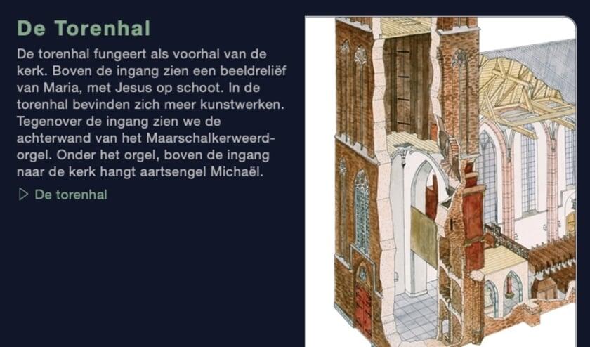Integratie van tekst en beeld (met een fraaie tekening van Bert Dijkink)